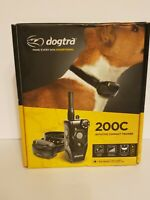 Dogtra 200C – Waterproof ½-Mile Training Dog E-CollarBRAND NEW FACTORY SEALED