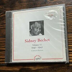 NEW / Sidney Bechet: Complete Edition, Volume 11 (1941-1942) - Sidney Bechet -..