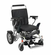 DeVilbliss PCF18SIL 120kg Capacity Folding Electric Power Wheelchair