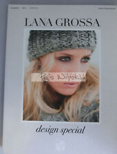 Lana Grossa design special  - trendy Wintermaschen,  Lala Berlin #199