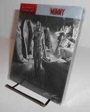 The Mummy Blu-ray SteelBook by Alex Ross NEW OOP