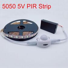 1M 2M 3M Wireless Motion sensor PIR USB LED Strip 5V For TV Backlight lighting
