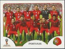PANINI FIFA WORLD CUP-2018 RUSSIA- #113-PORTUGAL TEAM PHOTO