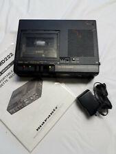 Clean Rebuilt Marantz PMD222 Full & 1/2 Speed Cassette Recorder