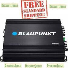 NEW Blaupunkt AMP7502 750W 2-Channel Full Range Car Amplifier MAX PEAK AMP 7502