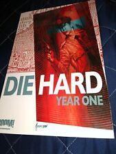 Die Hard Year One Volume Two Graphic Novel Boom Studios