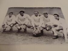 REAL MADRID FC 1958 LEGENDS KOPA RIAL DI STEFANO FERENC PUSKAS GENTO PHOTO
