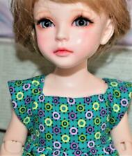 "Sunny summer dress for 10"" Bjd Doll - no doll included"