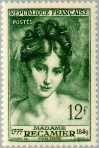 EBS France 1950 - Juliette Récamier - YT 875 MNH**