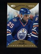 1996-97 Donruss Canadian Gold #141 Mike Grier Press Proofs (PD)