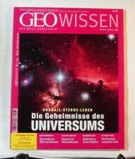 Geo Wissen Nr. 33 – Die Geheimnisse des Universums