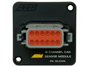 AEM 30-2226 CD-5/CD-7 Dash Display 6 Channel CAN Sensor Module