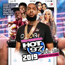 Hot 97 vol. 128 Blazin Hip Hop & RNB Official CD