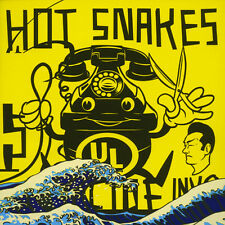 Hot Snakes Suicide Invoice Vinyl LP Record & MP3! rocket from the crypt punk NEW