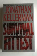 Survival of the Fittest by Jonathan Kellerman 1st Ed 1997