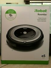 iRobot Roomba e5 5134 Wi-Fi Connected Robot Vacuum w/ 3 Extra Filters Brand New