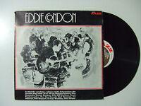 Eddie Condon – Eddie Condon - Disco Vinile 33 Giri LP Album  ITALIA 1986 Jazz