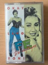 FE DELOS REYES Okay Lang Yon Philippines Cassette SEALED NOS