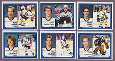 1988-89 Panini NHL Hockey Sticker Tom Barrasso #219 Buffalo Sabres