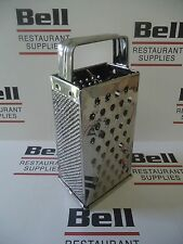 *New* Royal Roy Gr 4 Stainless Steel 4 Sided Cheese Grater