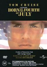 Born On The Fourth Of July (DVD, 2003)**Tom Cruise*R4*Terrific Condition*