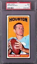 1965 TOPPS #69 GEORGE BLANDA SP - HOUSTON SHORT PRINT - PSA 4 - UNDERGRADED