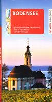 REISEFÜHRER Bodensee 2020/21 Lindau Friedrichshafen Konstanz Mainau + LANDKARTE#