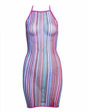 Women's Sexy Lingerie Nightwear Underwear Babydoll Sleepwear Fishnet Mini Dress