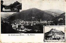 CPA   Ste-Croix-aux-Mines - St Kreuz  (353779)