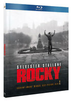 ROCKY (BLU-RAY + BOOK) (BLU-RAY) (BILINGUAL) (BLU-RAY)