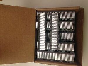 GM stainless steel seat hog rings box of 2500 makes original looking hog rings