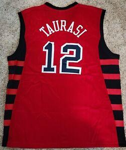 DIANA TAURASI USA OLYMPIC REPLICA JERSEY #12 SIZE XL PHOENIX WNBA MERCURY UCONN