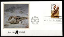 Hummer (Lobster). FDC. USA 1987
