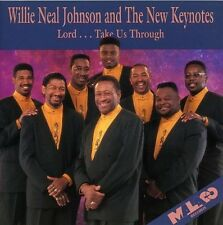 Willie Neal Johnson & The New Keynotes - Lord Take Us through-New Factory CD