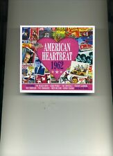 AMERICAN HEARTBEAT 1962 - ROY ORBISON BRIAN HYLAND CONNIE FRANCIS - 2 CDS - NEW!