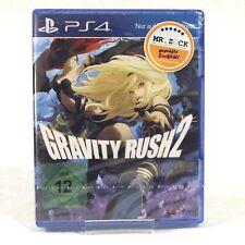 Gravity Rush 2 (Sony PlayStation 4, 2017)