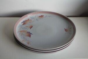 Denby Twilight - 3 Dinner plates