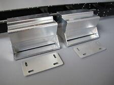 Custom Pair Aluminum Tamiya RC 1/14 Semi Tractor King Hauler Angle Side Step