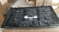 "Frigidaire FFGC3610QB 36"" 5 Burner Black Gas Cooktop  Brand New Out of the Box"