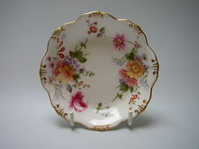 Royal Crown Derby china Pin Dish Derby fleurs coffret-Made in England