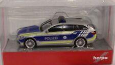 HERPA BMW 5er TOURING (G31) POLIZEI BAYERN IN AKTUELLEM DESIGN