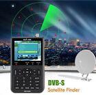 "SATlink WS-6906 DVB-S FTA Daten Digitaler Satelliten signalmesser Finder 3,5""LCD"