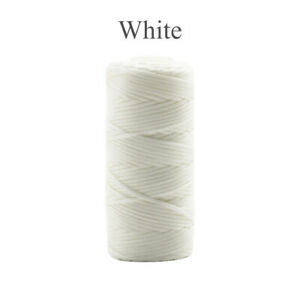 Sewing Thread Bonded Bobbin Needle Tapes Thread Hand Stitching Craft 50M