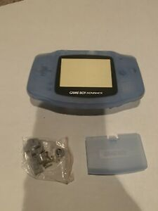 Blue Replacement Case/Shell/Housing GBA Nintendo Gameboy Advance GET IT FAST