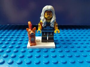 LEGO 71023 Minifigure Lego Movie Series 2 MRS SHERRY SCRATCHEN-POST & SCARFIELD