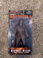 New Mezco Rob Zombie Halloween 2 Michael Myers Action Figure *RARE*