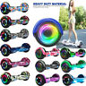 "6.5"" Bluetooth Hoverboard Self Balance Electric Scooter UL Bag LED Best Gift USA"