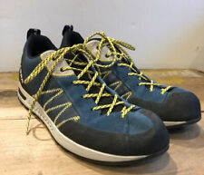 Scarpa Men's Gecko Lite Approach Shoes Rock Scrambling Suede Leather Size 12 M
