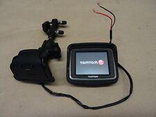 TomTom Urban Rider Motorrad GPS Navigation +Anschlusskabel +RAM Mount Halterung