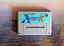 Rockman X Mega Man X SFC Nintendo Super Famicom SNES Japan Import US Seller